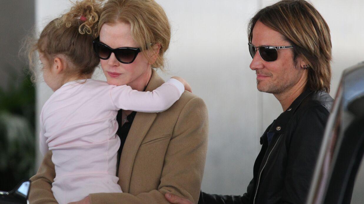 Nicole Kidman essaie désespérément d'avoir un enfant