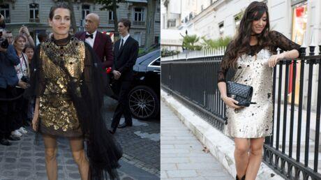Le shopping de Marieluvpink: la touche gold comme Charlotte Casiraghi