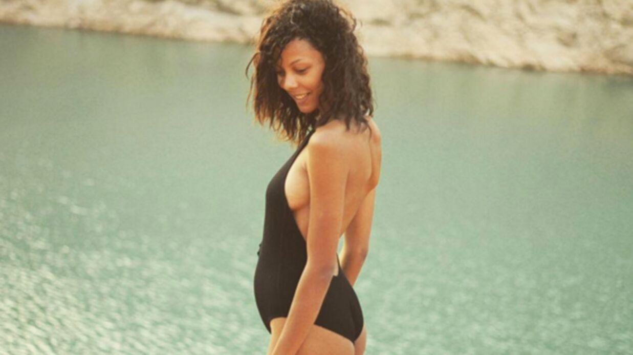 PHOTO Nehuda (Les Anges 8): enceinte de 4 mois, elle annule son album et se retire de la vie médiatique