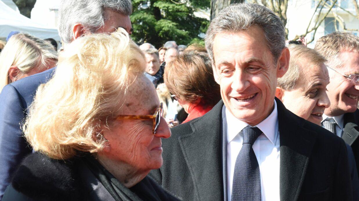 Nicolas Sarkozy voyait Bernadette en cachette de Jacques Chirac