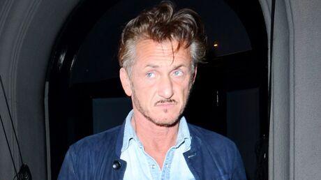 Sean Penn avait déjà une petite amie quand il a embrassé la nouvelle: forcément, elle lui en veut