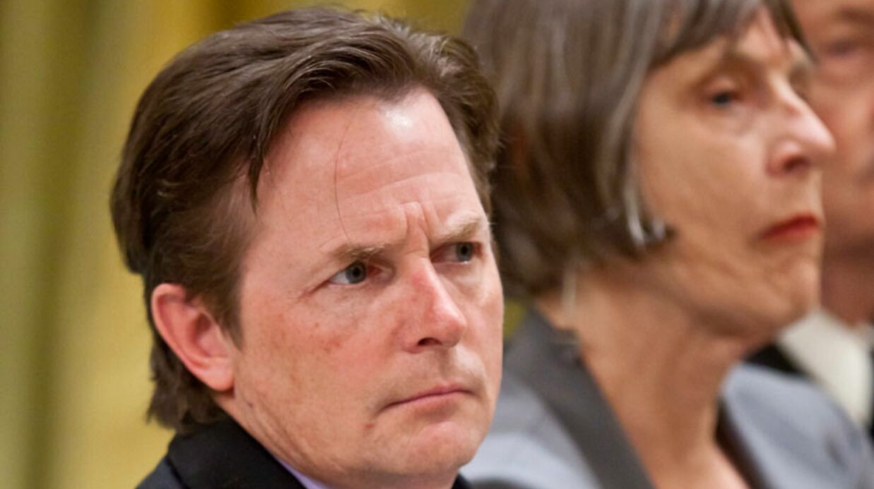 Michael J. Fox: ses baskets aux enchères
