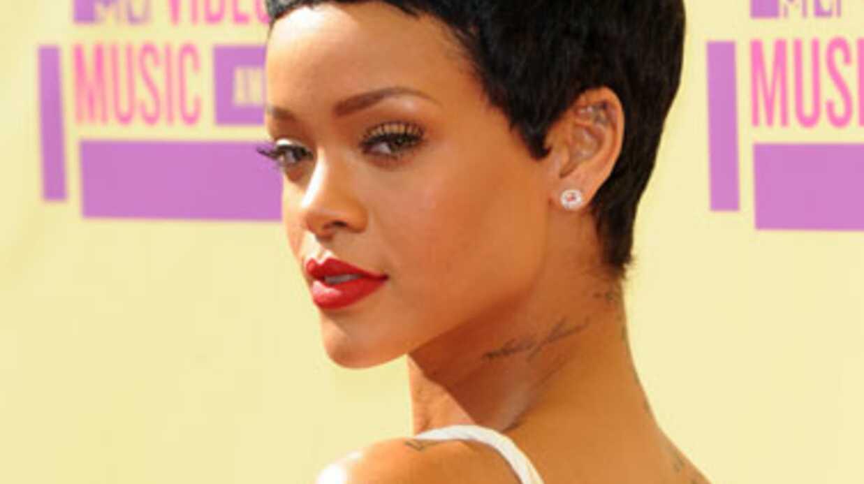 PHOTO Un nouveau (gros) tatouage pour Rihanna