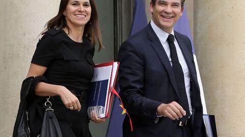 Arnaud Montebourg et Aurélie Filippetti vivraient une histoire d'amour