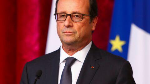 Blessé, François Hollande se défend contre un «mensonge» de Valérie Trierweiler