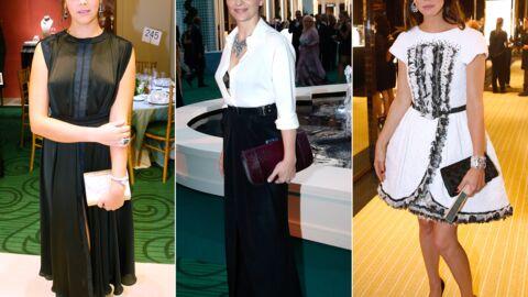 PHOTOS Pauline Ducruet, Juliette Binoche et Anna Mouglalis très chic au Grand Palais