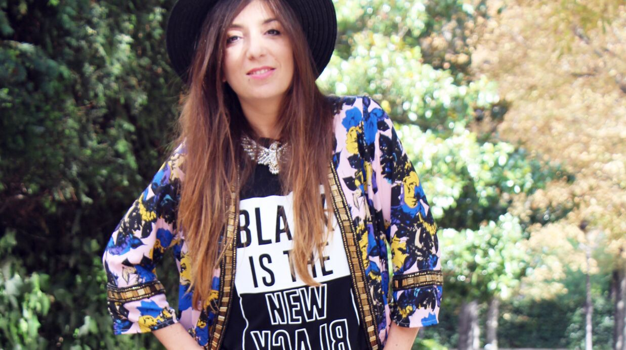Marieluvpink: notre blogueuse mode vous aide à choisir le bon kimono
