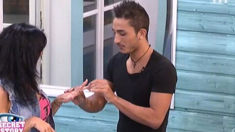 Secret Story 8: Nathalie dit «oui» à Vivian