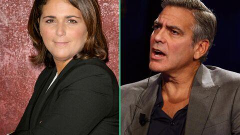 Valérie Benaïm aurait mis un vent à… George Clooney