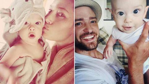 Justin Timberlake dévoile des photos de son fils Silas et révèle son premier mot