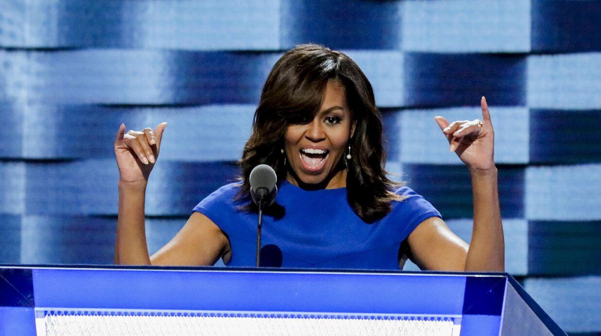 PHOTO Michelle Obama buzze avec un cliché glamour dans le magazine Essence