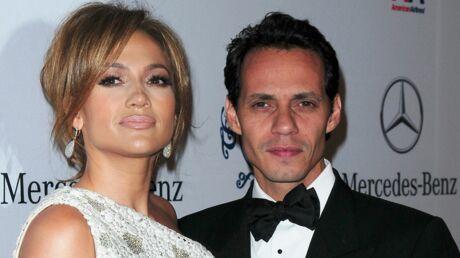 Jennifer Lopez et Marc Anthony: première rencontre post rupture