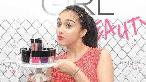 Madonna: sa fille Lourdes lance une ligne de cosmétiques