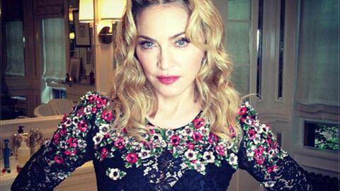 Madonna sur la côte d'Azur pour l'anniversaire de Rocco