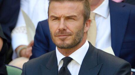 David Beckham: accusé d'être un mauvais père, il répond sèchement