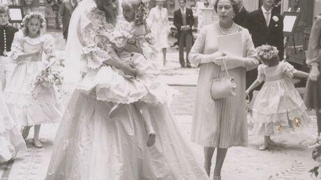 Douze photos inédites du mariage de Diana et du prince Charles dévoilées!