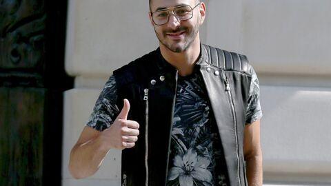 VIDEO Karim Benzema danse avec sa fille sur du Julien Doré