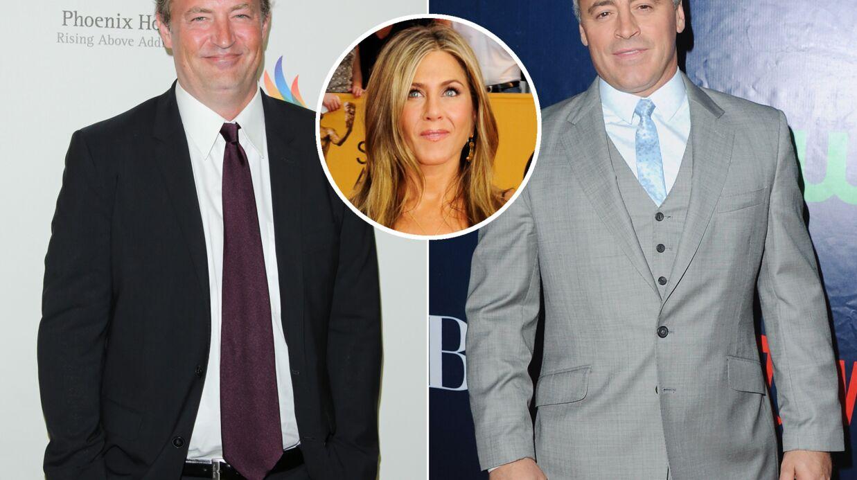Jennifer Aniston n'a pas invité Matt LeBlanc et Matthew Perry à son mariage: leurs réactions