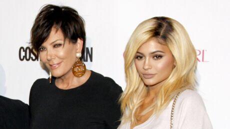 Kylie Jenner: sa mère très inquiète à cause du mandat d'arrêt de son petit ami Tyga