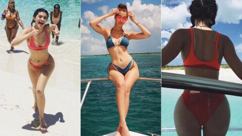 PHOTOS Kylie Jenner: festival de photos sexy avec ses copines Bella Hadid et Hailey Baldwin pour son anniversaire
