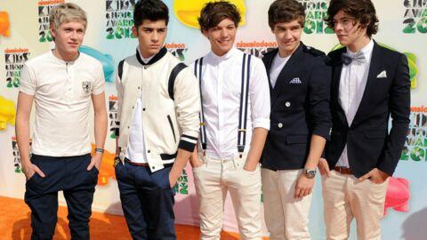 One Direction: attaqués, ils vont peut être devoir changer de nom