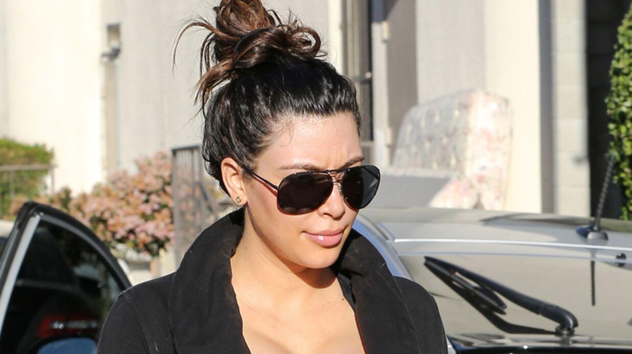 Kim Kardashian désobéit formellement à son médecin
