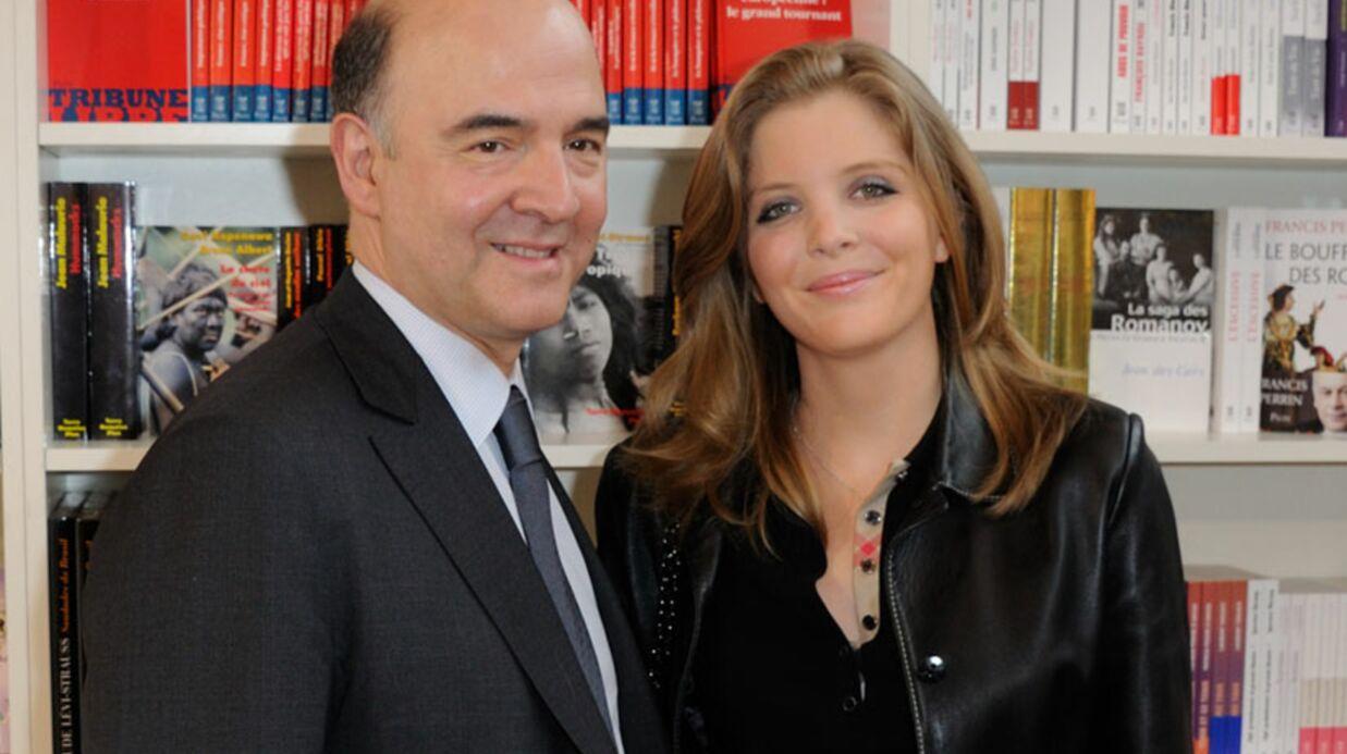 La compagne de Pierre Moscovici n'a que faire de leur différence d'âge