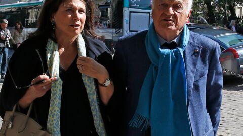 Obsèques de Régine Deforges: Anne Sinclair et son nouveau compagnon lui rendent hommage