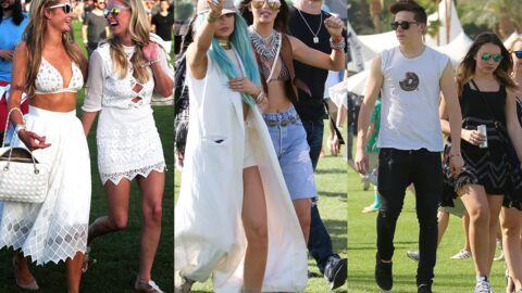 PHOTOS Les soeurs Jenner et Hilton, Fergie, Brooklyn Beckham… ils s'éclatent tous à Coachella