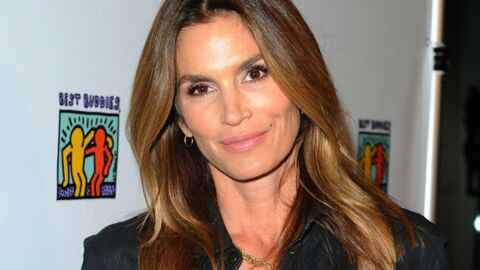 PHOTO Cindy Crawford poste un selfie impressionnant sans maquillage