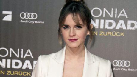 Emma Watson: découvrez sur quel acteur d'Harry Potter elle avait flashé
