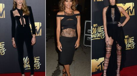 PHOTOS Halle Berry et Kendall Jenner ultra sexy, Cara Delevingne très chic aux MTV Movie Awards
