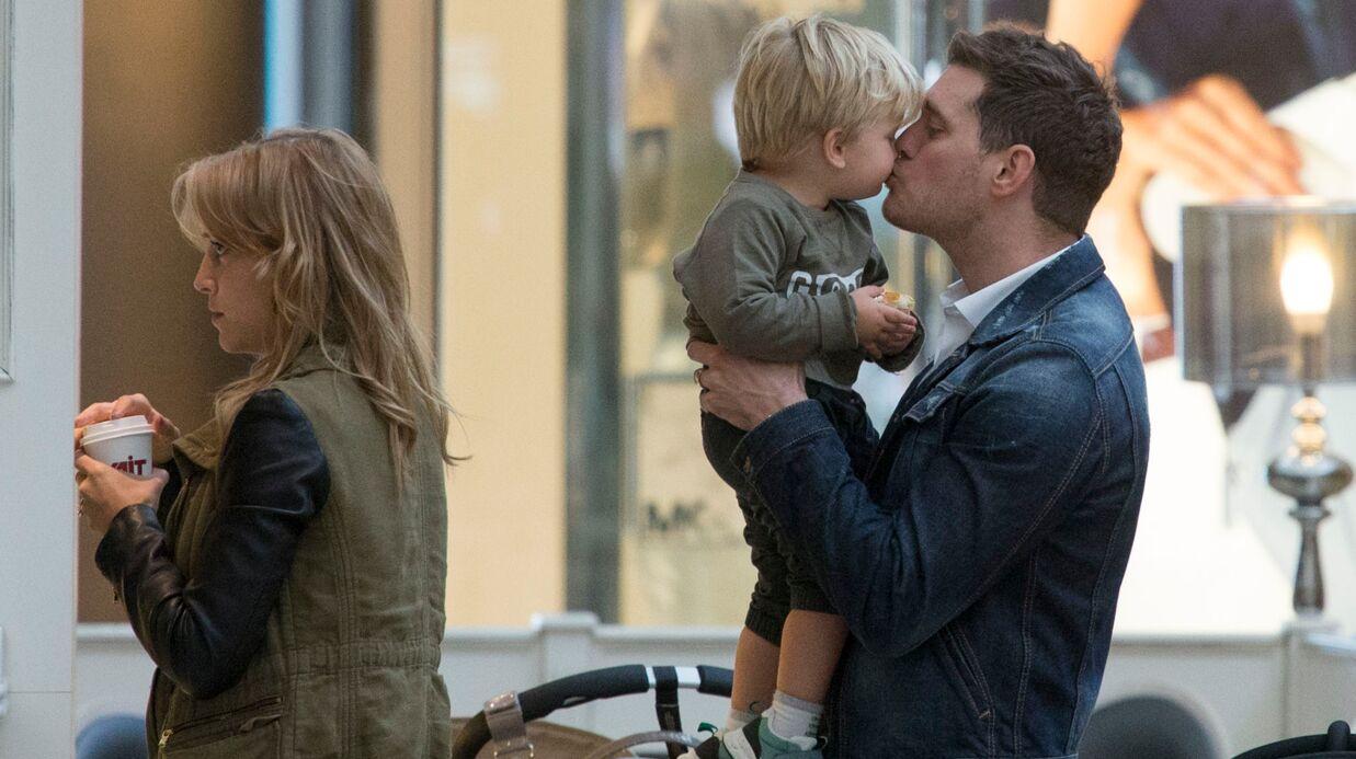 Michael Bublé: atteint d'un cancer du foie, son fils de 3 ans est en voie de guérison