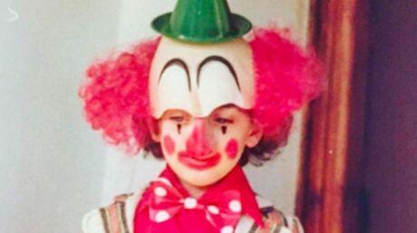 DEVINETTE Saurez-vous reconnaître qui se cache derrière ce clown?