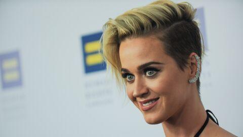 Katy Perry change radicalement de look!