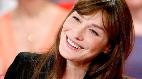 Le jour où Carla Bruni s'est affichée en lingerie devant François Fillon