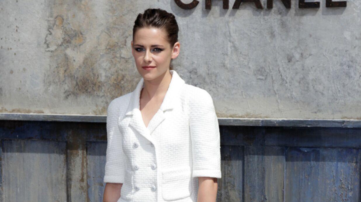 Kristen Stewart devient la nouvelle égérie de Chanel