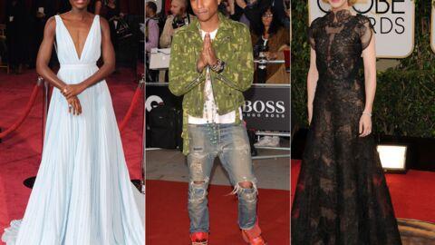 DIAPO Découvrez le palmarès des célébrités les mieux habillées de 2014