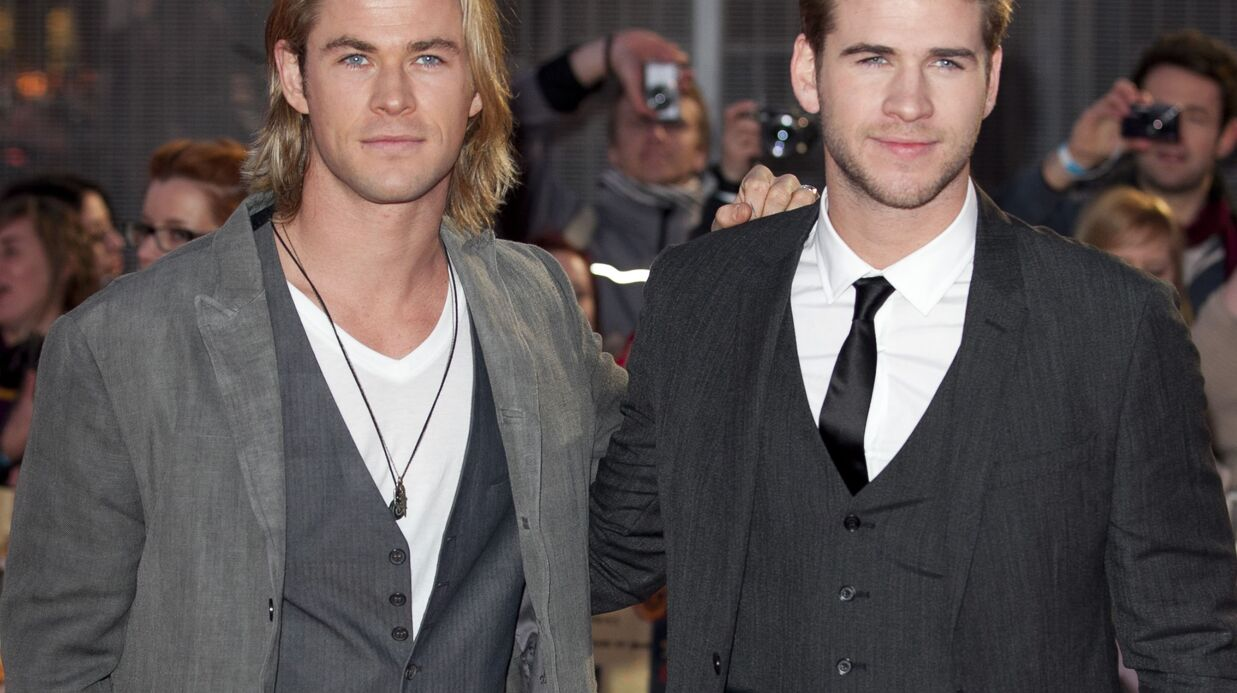 PHOTOS Chris et Liam Hemsworth se font la guerre sur Instagram et c'est vraiment drôle