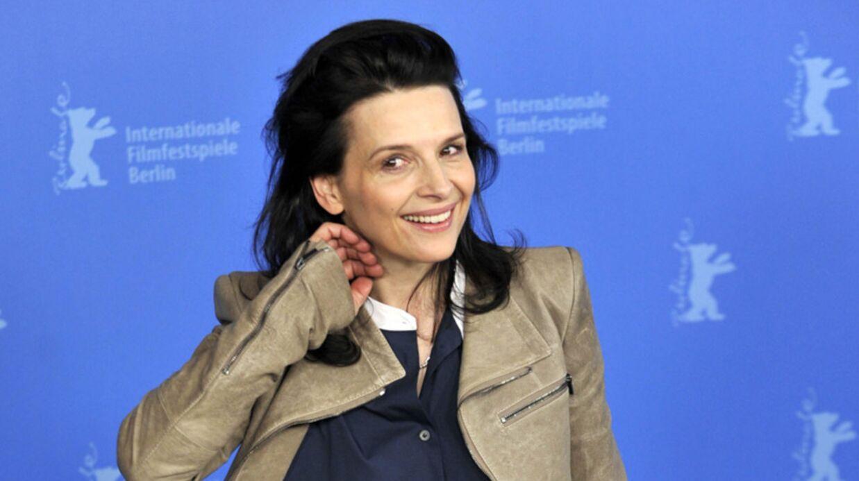 PHOTOS Juliette Binoche brille au festival de Berlin