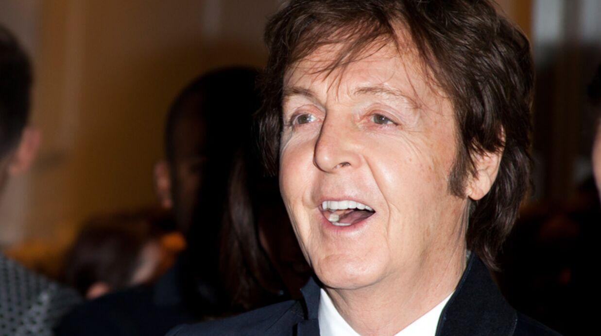 Paul McCartney: après l'étoile à Hollywood, la carte de Saint-Valentin