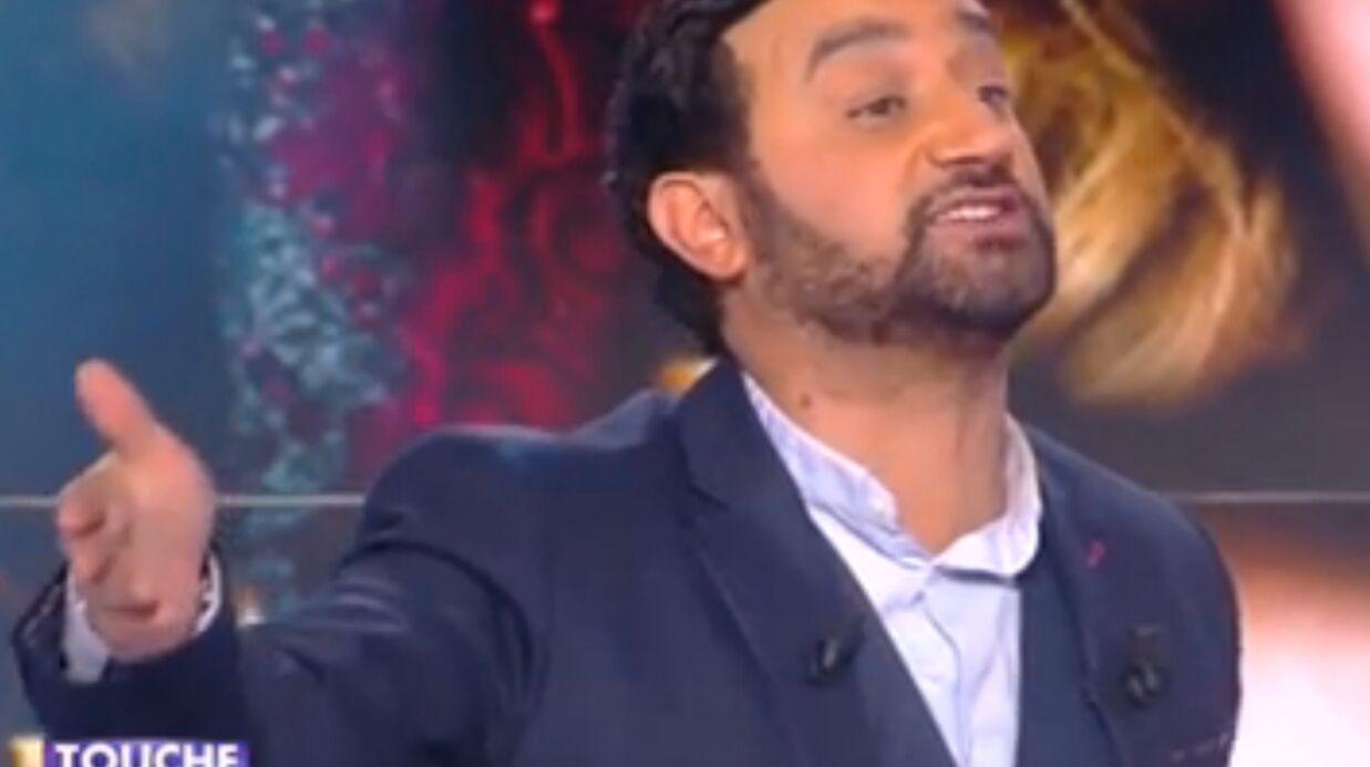 VIDEO Cyril Hanouna attaque Vincent Cassel et Mouloud Achour