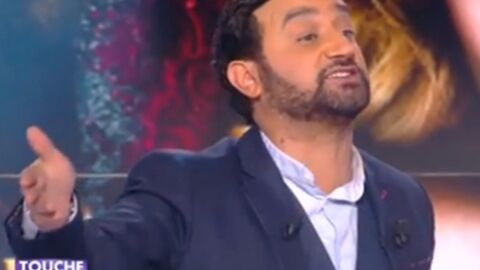VIDEO Cyril Hanouna attaque Vincent Cassel et Mouloud Achour