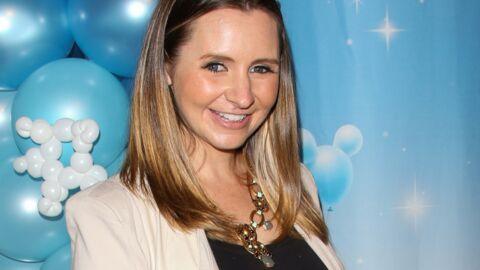 PHOTO Beverley Mitchell (Sept à la maison) a donné naissance à son deuxième enfant