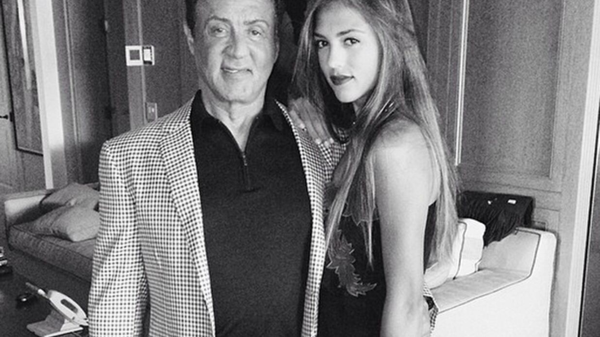 PHOTOS Sistine, la fille de Sylvester Stallone, pose pour Teen Vogue