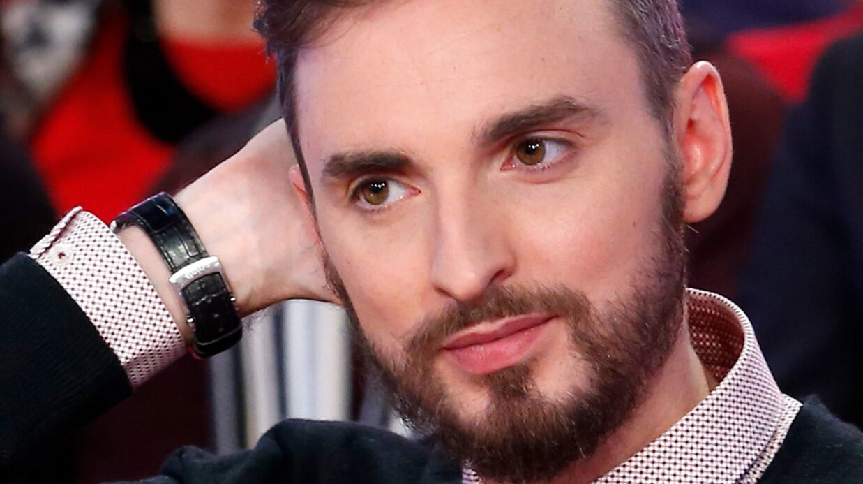 Christophe Willem :  jaloux « presque maladif », il a dû consulter