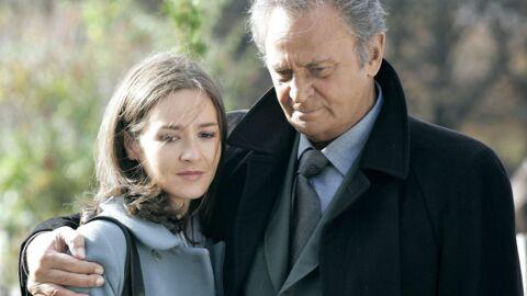 Mort de Roger Hanin: Emmanuelle Boidron (sa fille dans Navarro) effondrée