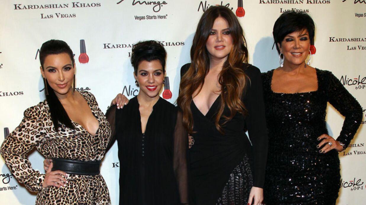 Les sœurs Kardashian topless pour une campagne de pub