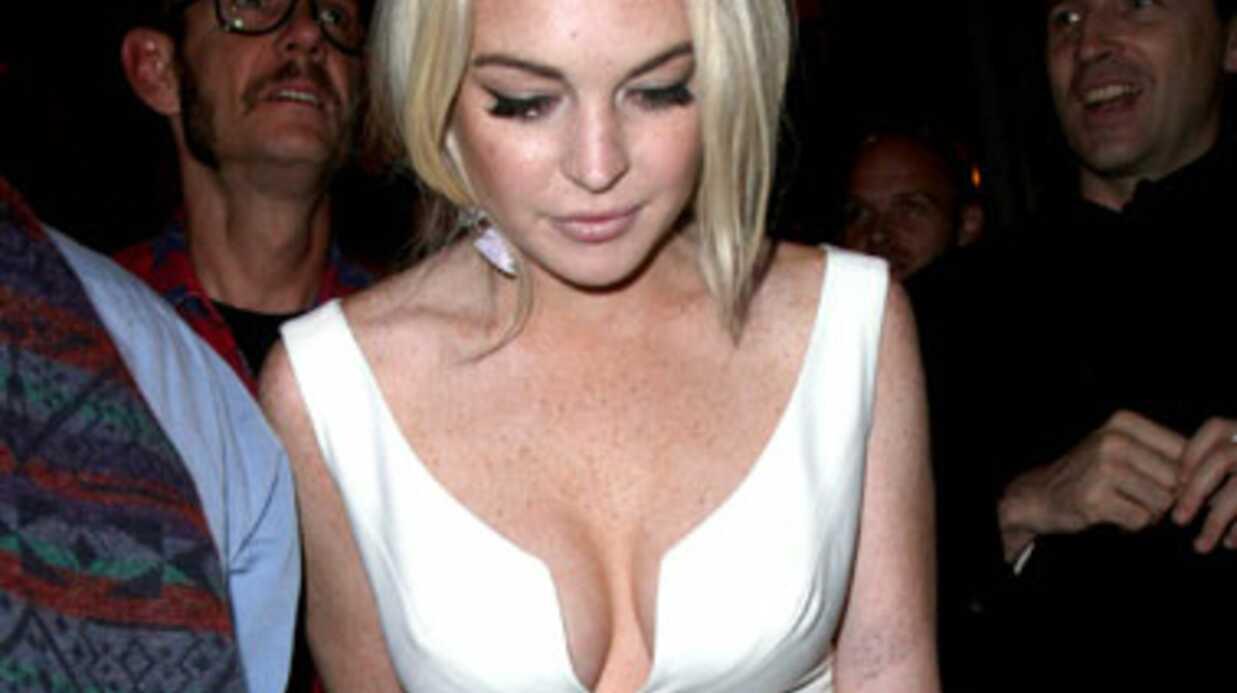 Lindsay Lohan pressentie pour incarner Elizabeth Taylor