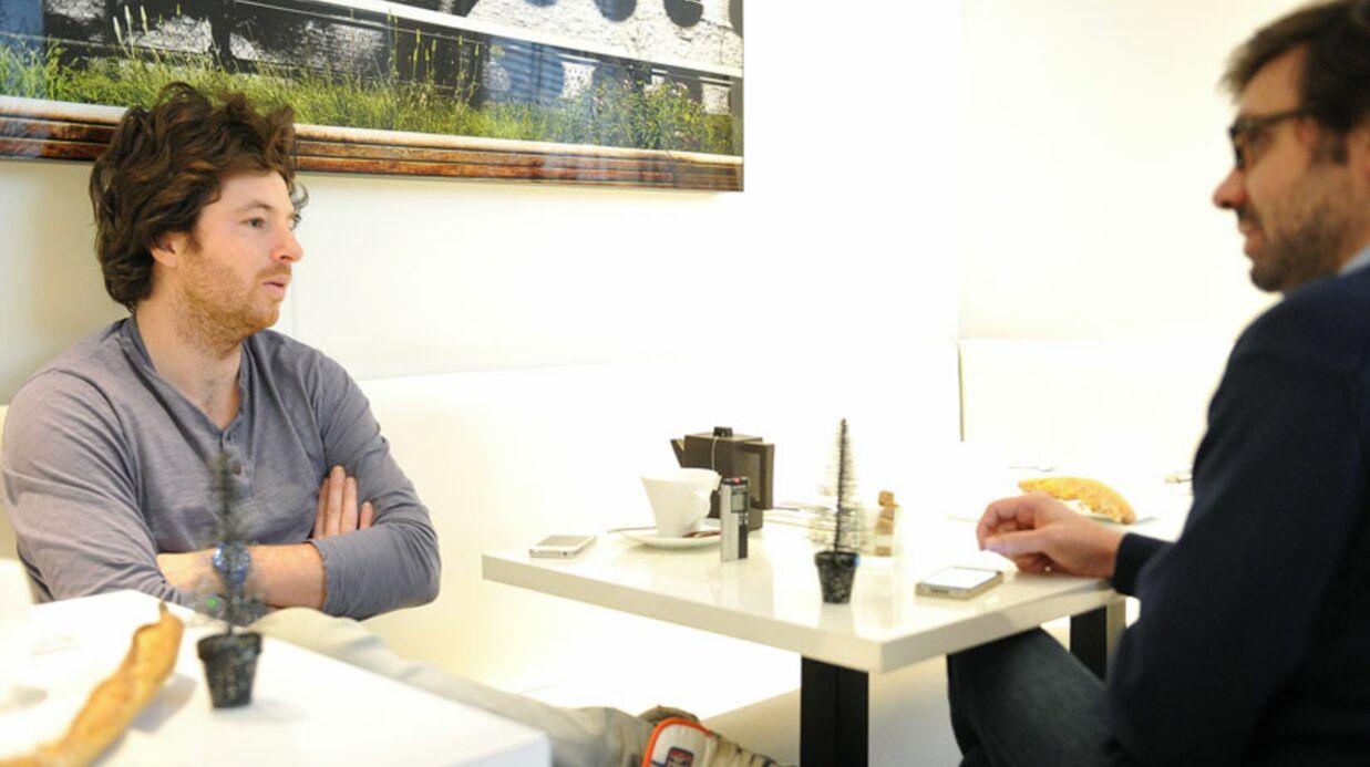 Jean Imbert: «Tant qu'on sert à manger à Depardieu, il en reprend!»